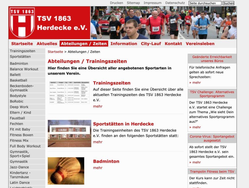 TSV 1863 Herdecke e.V.